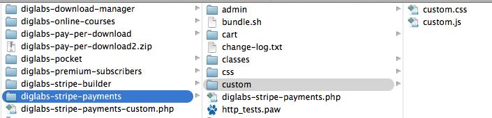 custom-files