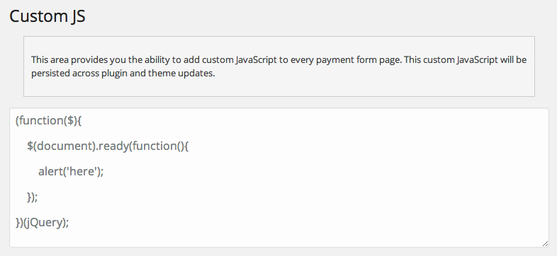 Stripe Payments Plugin – Custom PHP, JavaScript and CSS « Dig Labs