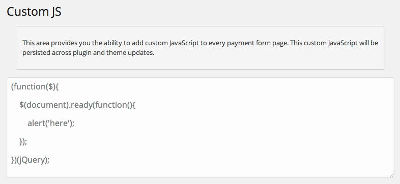 custom-js